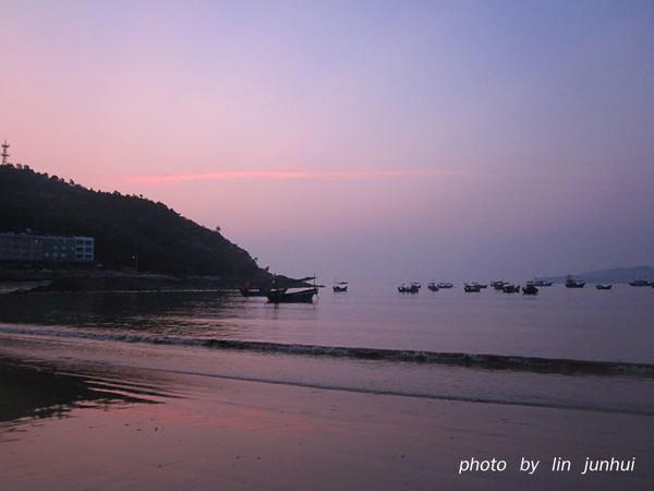 漁寮風景區名勝區位于蒼南縣東南部的漁寮鄉境內