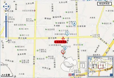 合肥半岛商务宾馆图片半岛电子地图